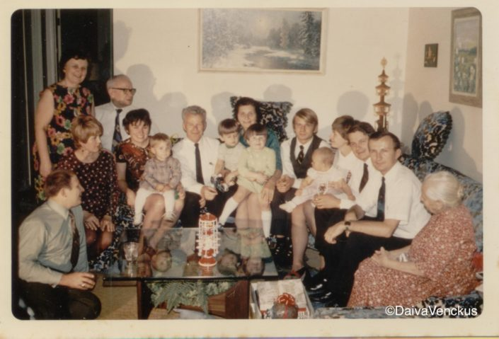 Chapter 3 - Extended family in 1969