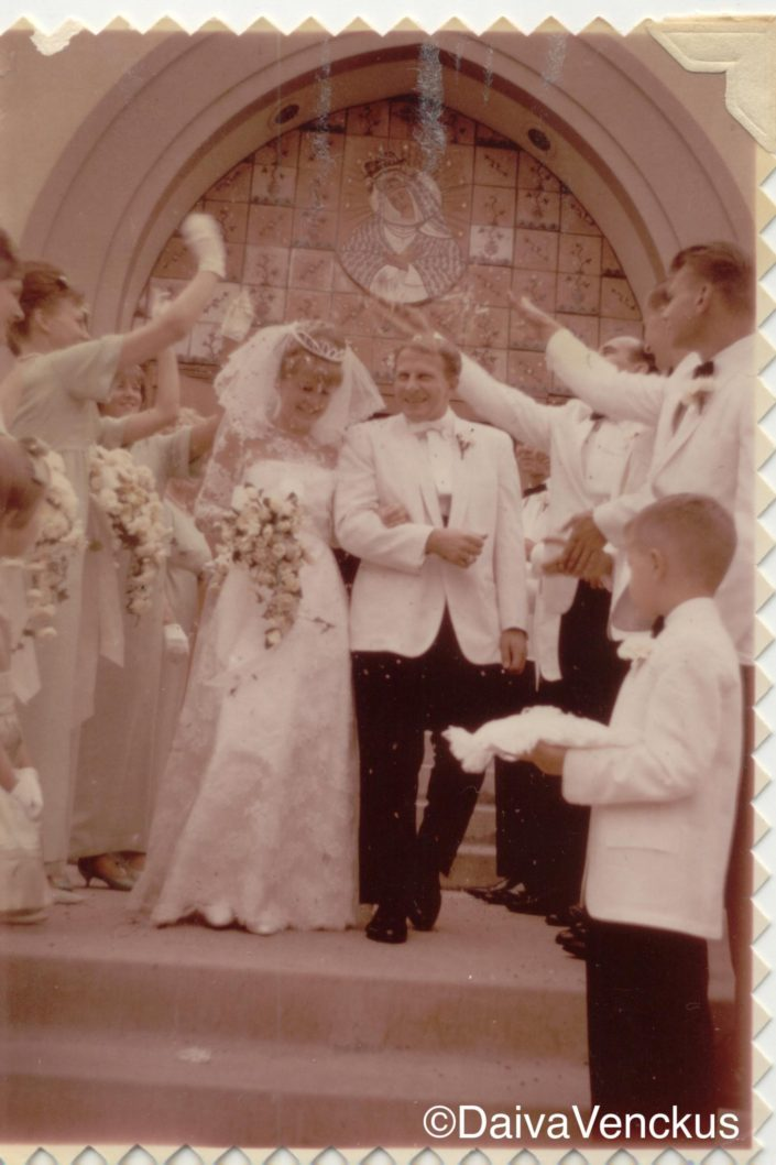 Chapter 3 - Mom and Dad's Wedding in 1964