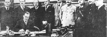 October 10, 1939: Soviet-Lithuanian Mutual Assistance Treaty