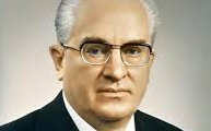 November 12, 1982: USSR General Secretary Yuri Andropov