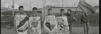 September 3, 1988: Ecological Protests