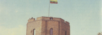 October 7, 1988: Lithuanian Flag Flies Over Vilnius First Time Since WWII