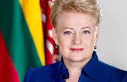 2009-2018: Dalia Grybauskaitė Elected President of Lithuania