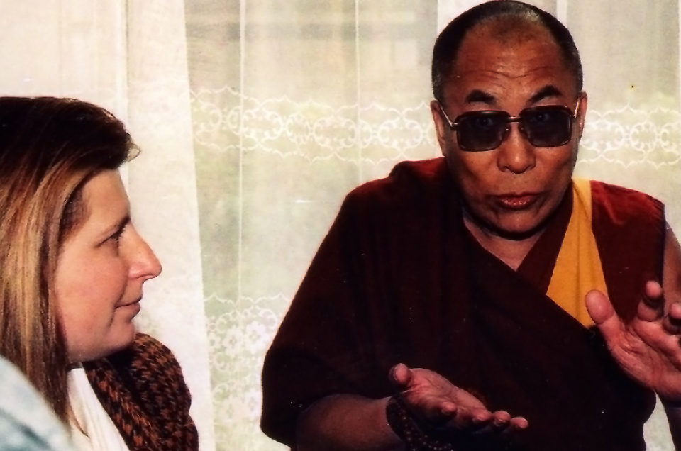 The Dalai Lama's 1991 Visit to Lithuania