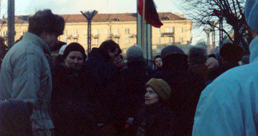 The Days In Lithuania After January 13, 1991