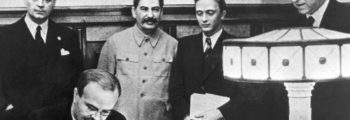 Aug 23, 1939: Molotov-Ribbentrop Pact