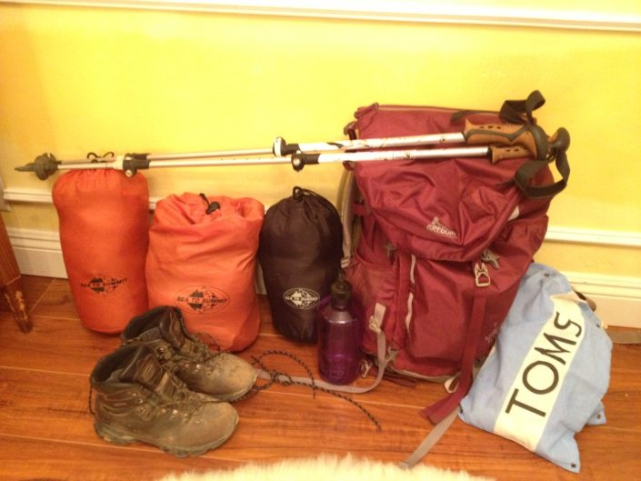 Gear for Everest Base Camp Trek