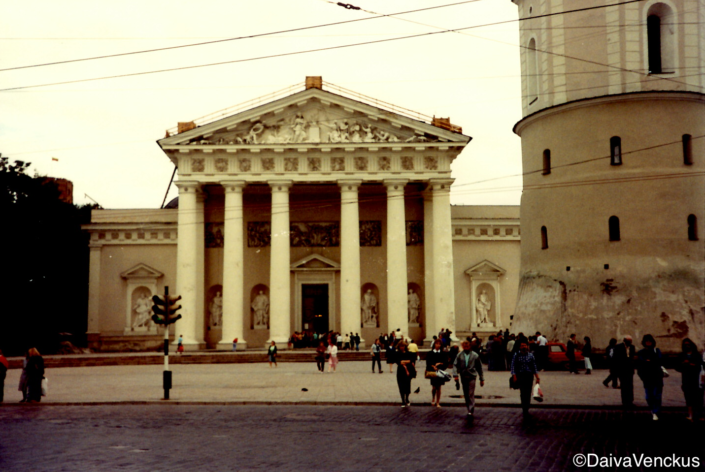 Chapter 9: The Cathedral in 1989