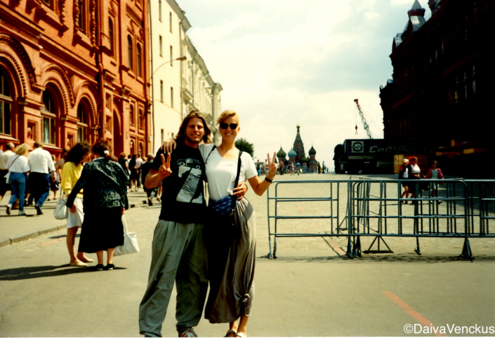 Chapter 9: Vitas and Audra in Red Square 1989
