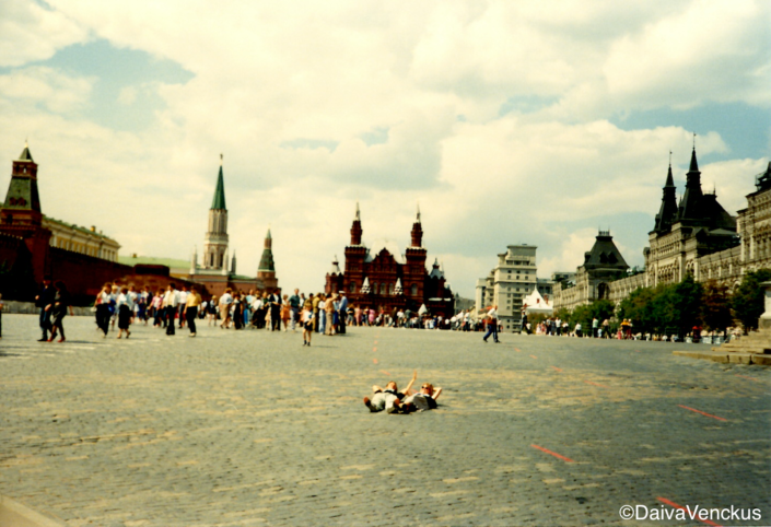 Chapter 9: Red Square 1989