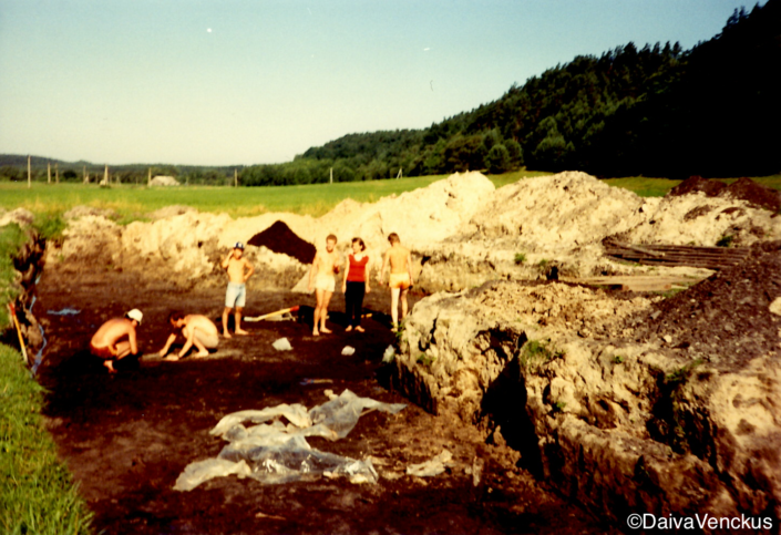 Chapter 10: Archeological Dig Site in Kernave