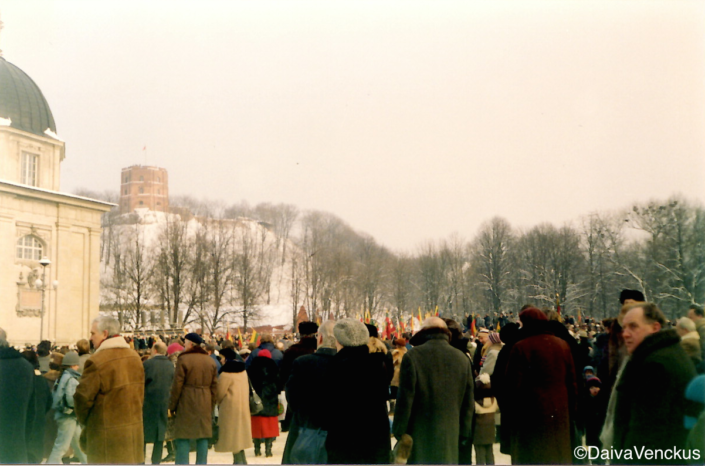 Chapter 21: February 16, 1991 Demonstration