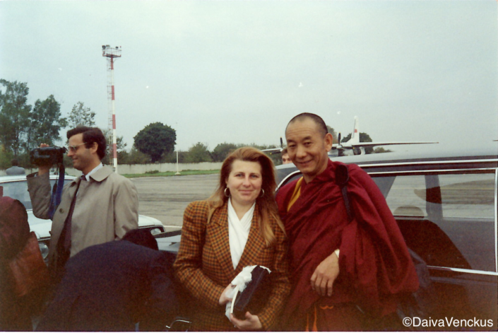Chapter 40: With the Dalai Lama's Assistant