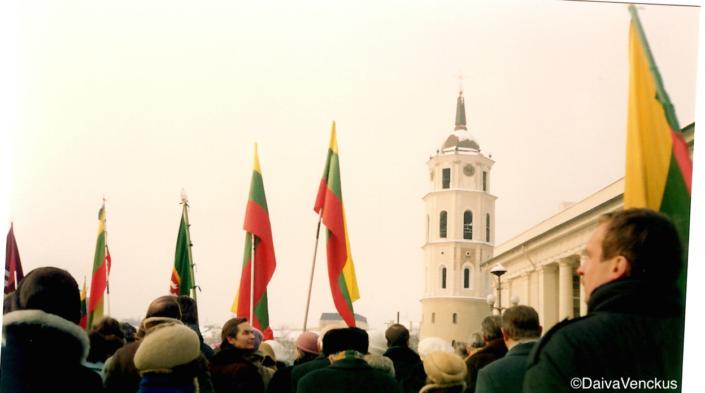 Chapter 21: February 16, 1991 Demonstration