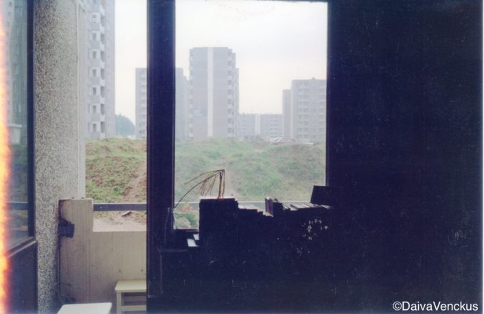 Chapter 25: View from my Government housing room