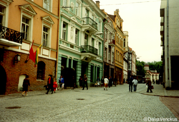 Chapter 12: Pilies Gatvė (Castle Street)