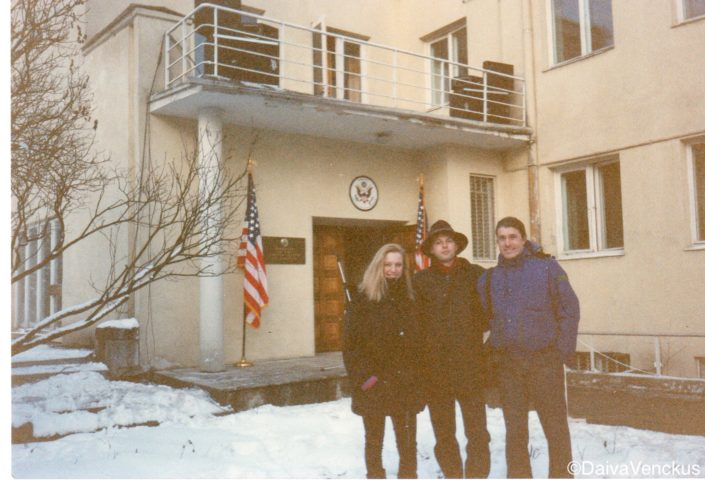 Chapter 41: New US Embassy in Vilnius
