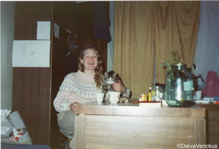 Chapter 17: Rasa in the Kaunas Apartment