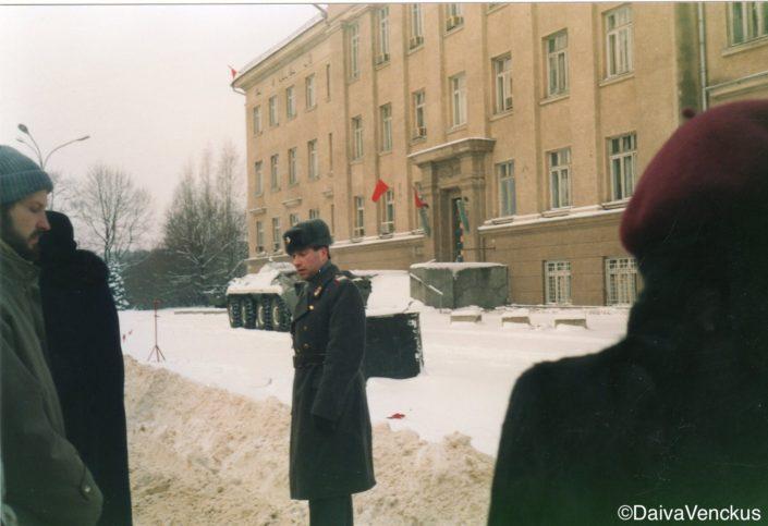 Chapter 19: Soviet Occupied Radio TV Center