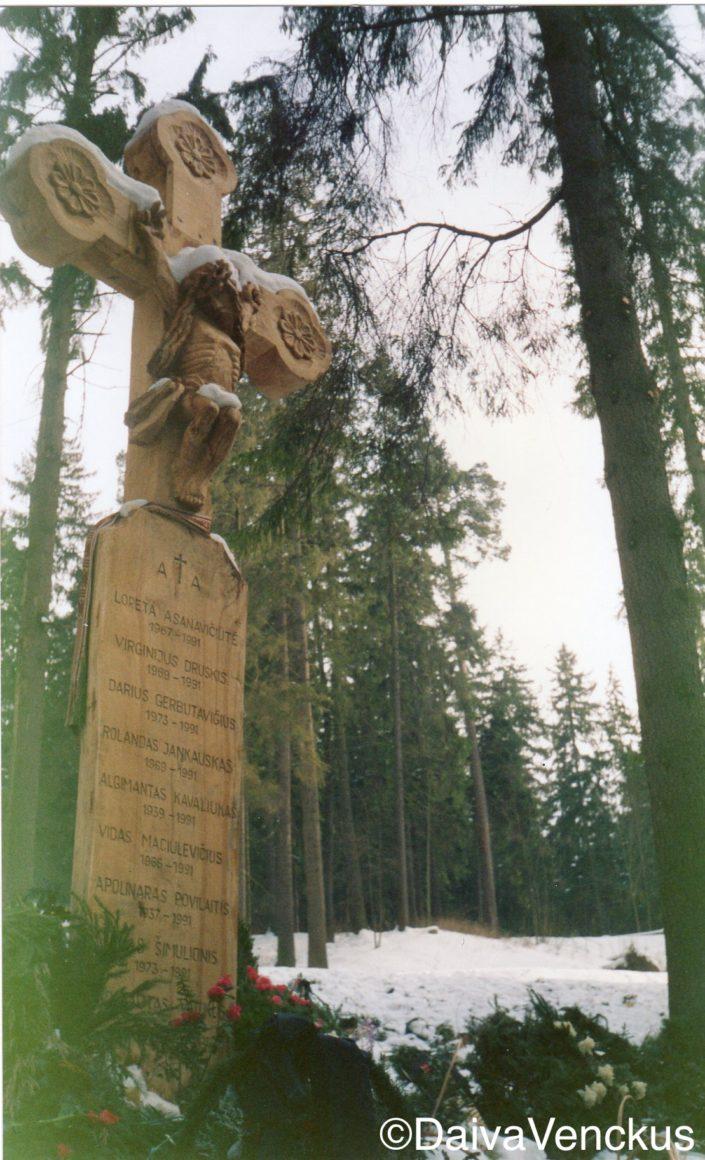 Chapter 19: Antakalnis Cemetery