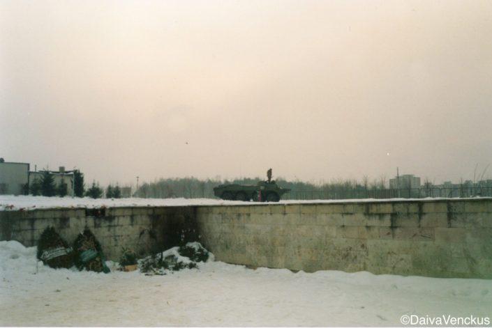 Chapter 19: Soviet Occupied Vilnius TV Tower