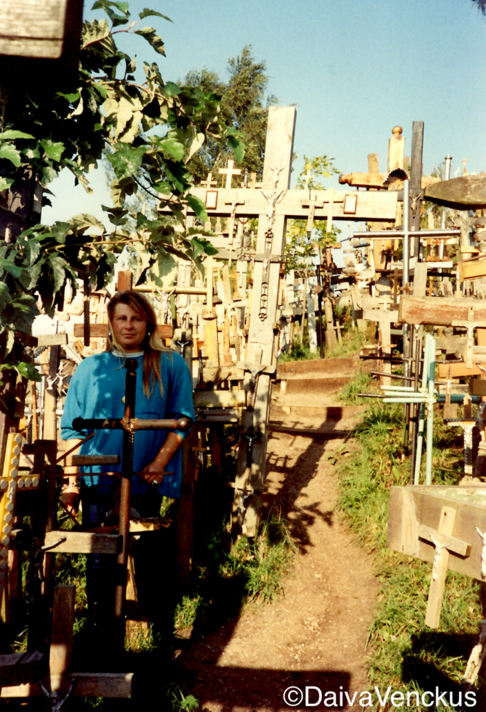 Chapter 13: Placing My Cross at the Hill of Crosses