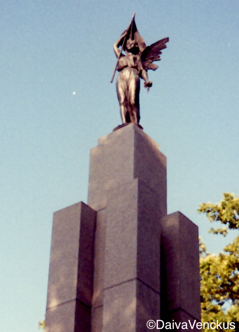 Chapter 12: The Freedom Statue in Kaunas
