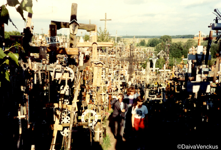 Chapter 13: Grandpa Wandering Through the Hill of Crosses