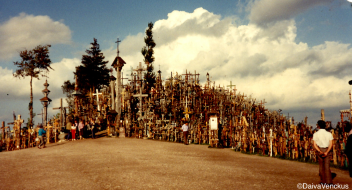 Chapter 13: The Hill of Crosses in 1989
