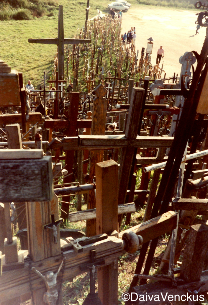 Chapter 13: Inside the Hill of Crosses