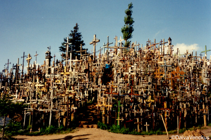 Chapter 13: Standing in the Middle of the Hill of Crosses