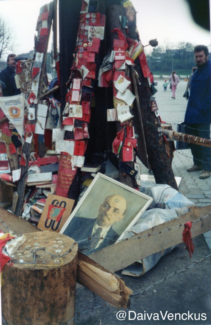 Chapter 19: Soviet Medals and Passports Nailed to Stumps in Protest