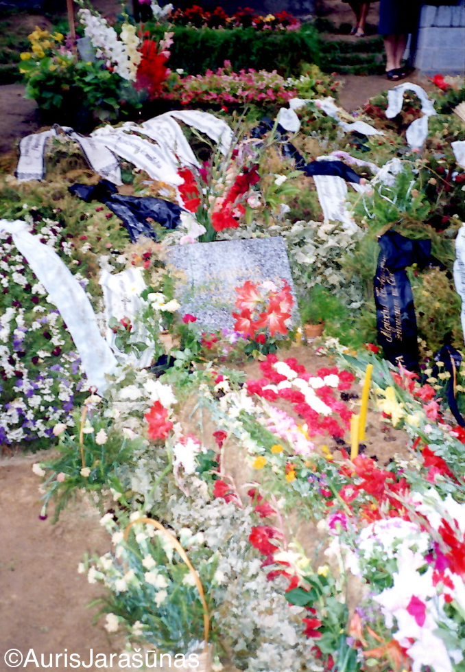 Chapter 31: Burial of the Medininkai Victims