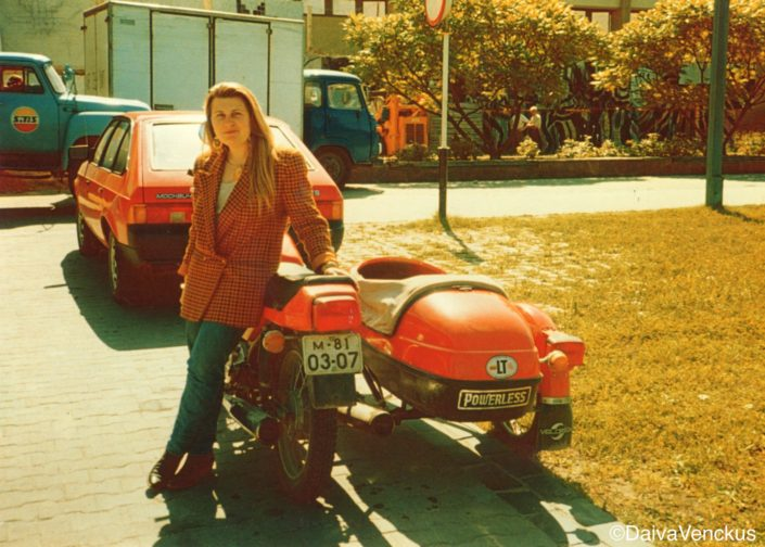 Chapter 27: My Motorcycle