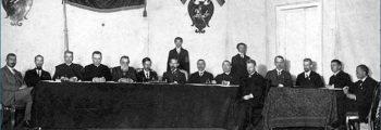 September 18-22, 1917: Vilnius Conference