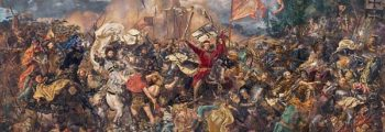 July 15, 1410: Battle of Grunwald (Tannenberg/Žalgiris)