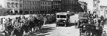 September 17, 1939: Soviet Army Invades Poland/Vilnius