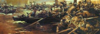7th-10th Centuries: Norsemen Sagas Describe Raids on Baltic Tribes