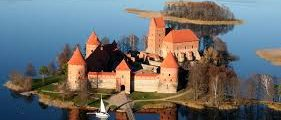 1321-1323: Trakai, Capital of Lithuania
