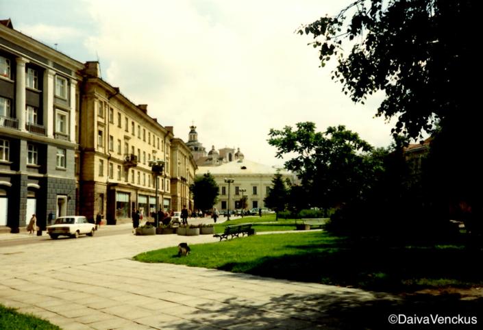 Chapter 13: Vilnius