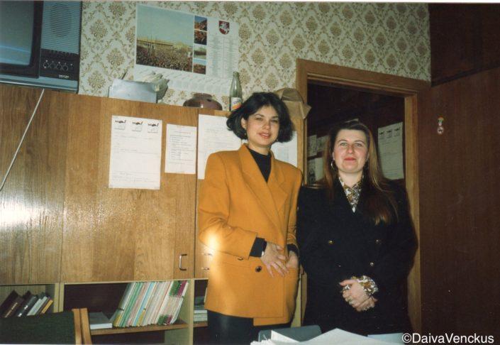 Chapter 28: With the Prime Minister's Translator, Raimonda