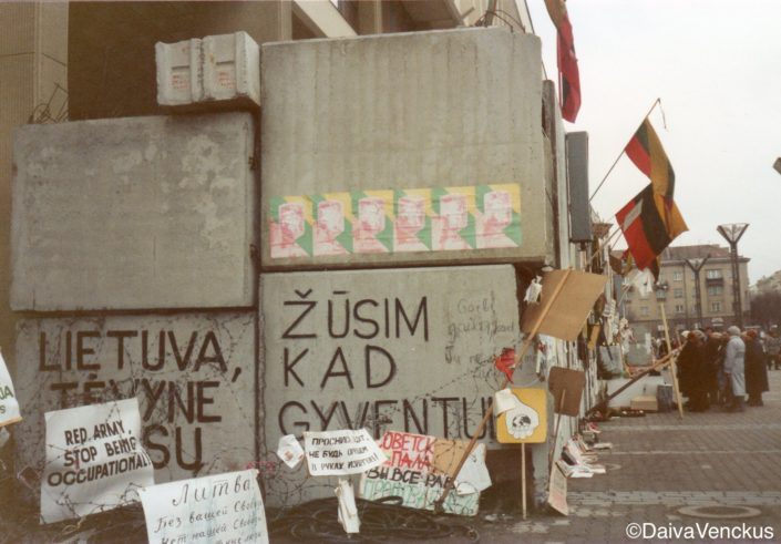 """Chapter 32: """"Lithuania, My Homeland. We Will Die So That We May Live"""""""