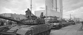 January 11, 1991, 12:00pm: Soviet Troops Seize the Press House