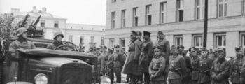 September 22, 1939: Nazi-Soviet Victory Parade in Poland