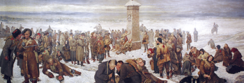 January 22, 1863-1864: Uprising Against Russian Occupation