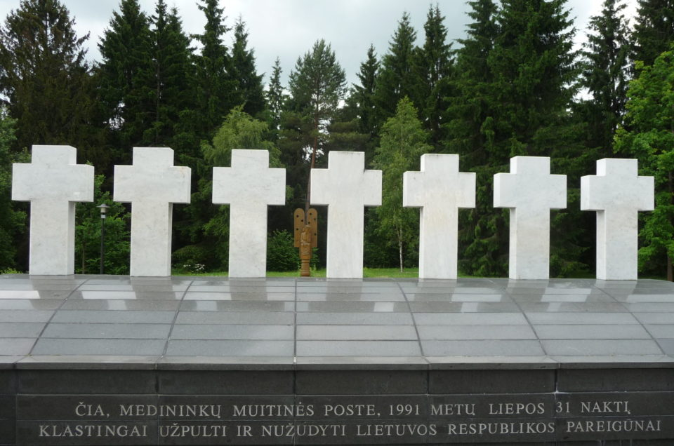 Why Lithuanians Must Never Forget the Medininkai Murders of July 31, 1991