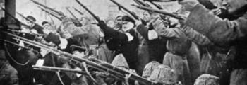 February 23, 1917: Russian Revolution