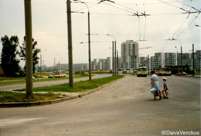 Chapter 12: Vilnius Soviet Housing (mikrorajonai)