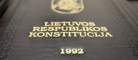 October 25, 1992: Lithuanian Constitution Adopted