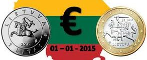 January 1, 2015: Lithuania Adopts the Euro